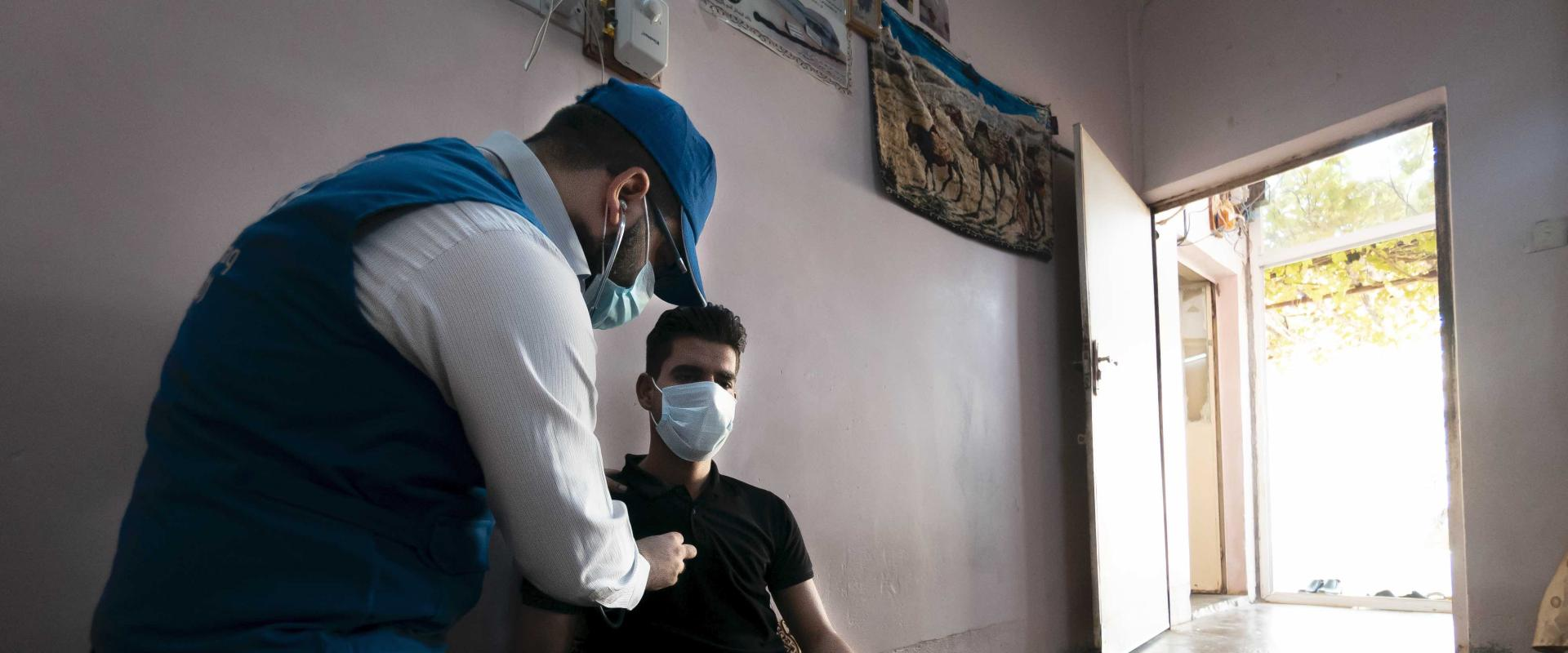 Light At the End of the Tunnel: Combating Tuberculosis in Iraq